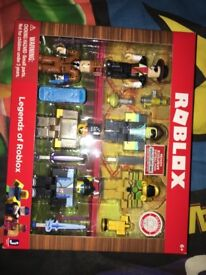 Roblox figure pack