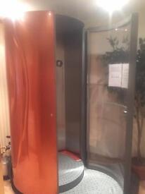 Sunquest Topaz Mist Automatic Spray Tan Booth