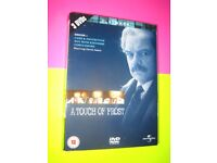 Job Lot A Touch Of Frost DVD Series 1 2 3 4 5 6 7 8 9 10 Excellent Condition
