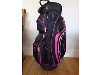 Powakaddy Premium Golf Bag (immaculate, as new)