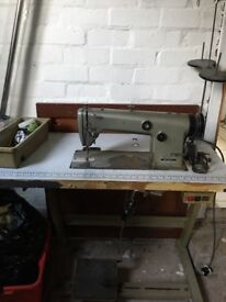 Industrial sewing machine sewing machine