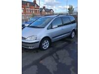 Ford galaxy 1.9 TDI diesel 2005 7 seater mot aug 2019