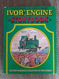 Ivor the engine storybook - The first hardback collection of Ivor stories