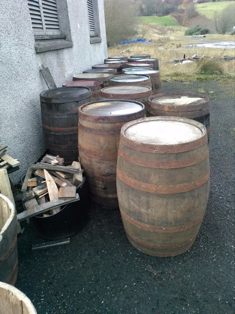 Whisky Barrels In Stirling Gumtree