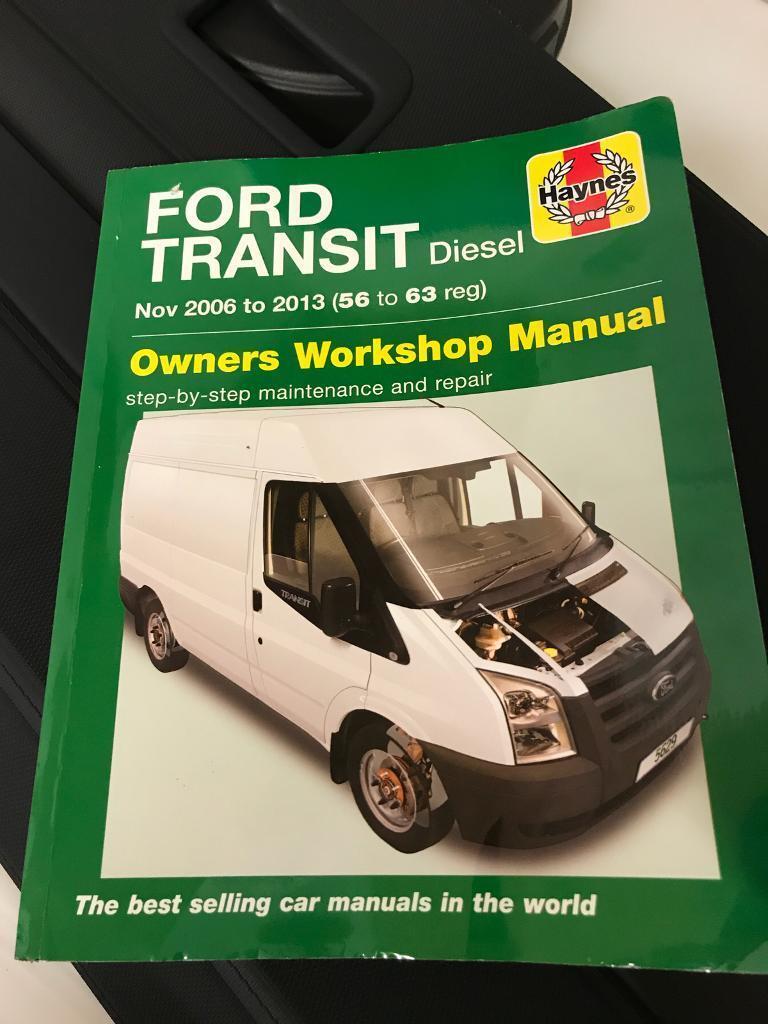 Ford transit mk7 manual