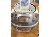Tefal fuzzy logic (smart rice and multi cooker)