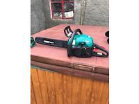 Brand new 18 inch chain saw