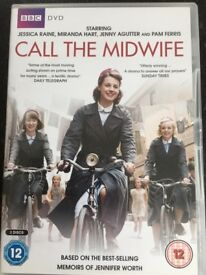 Call the Midwife DVD