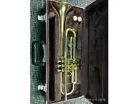 Trumpet yamaha 2320 e