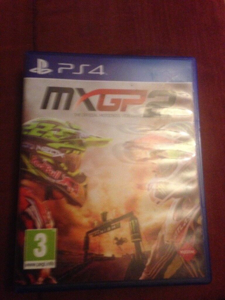 Mx Gp 2 Ps4 In Melton Mowbray Leicestershire Gumtree Game