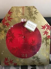 Unopened Yankee advent Callander