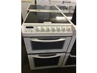 55CM WIDE TRICITY BENDIX ELECTRIC COOKER