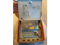 Cctv power supply box 20amp