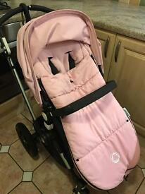 Bugaboo Cameleon 3 Soft Pink With Maxi-Cosi Pebble