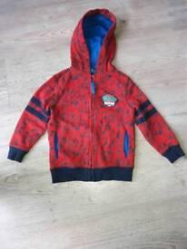 Boys Paw Patrol Jersey Jacket. Age 2-3.