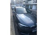 BMW, 1 SERIES, Hatchback, 2016, Semi-Auto, 1496 (cc), 5 doors