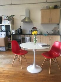 Light bright live/work studio in Haggerston - amazing location and space £1700 pcm