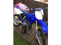 Yz 125 2002 ( not cr, kx, rm, ktm, tm, pitbike, 50, 65, 85, 250, 450)