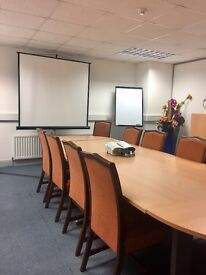 Belfast City Centre serviced office space available - 02890 517 000