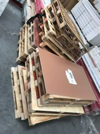 Pallets free collection