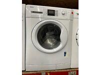 8KG WHITE BEKO WASHING MACHINE 1300 SPIN A+