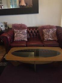 Gplan style laminate coffee table 1970s
