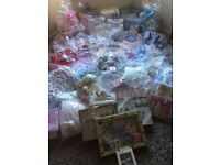Huge job lot of new baby clothes. Ideal for buying and selling.