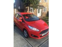 Ford Fiesta in perfect condition, low Milege