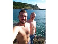 Looking for room/studio in Manchester (Gay couple)