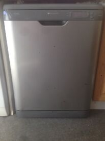 Dishwasher excellent condition, hotpoint with various spares. 80 quid ovno