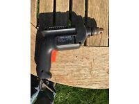 Electric drill B&D 400w