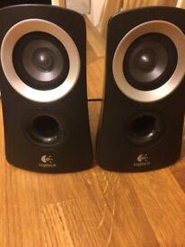 Logitech Z-313 2 Channel Speakers