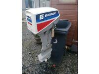Johnson/Evinrude 6HP Outboard