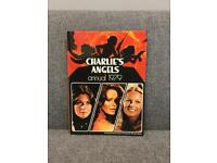 Vintage retro rare CHARLIES ANGELS ANNUAL 1979 70s CHILDRENS TV Action Series American SDHC