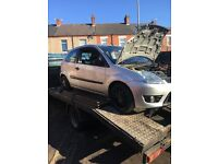 Ford fiesta st ((breaking for parts))
