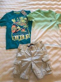 Boys age 4-5 new bundle