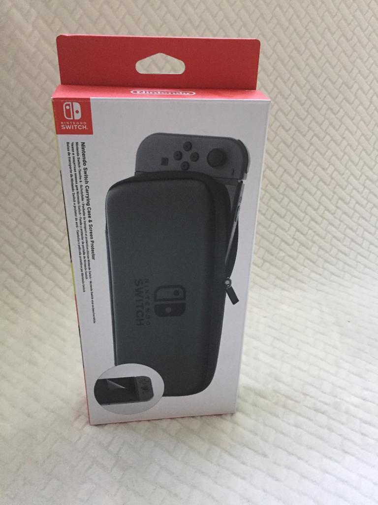 Nintendo Switch Carrying Case Screen Protector In Camberley Official