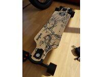Evolve electric skateboard GT Bamboo used twice
