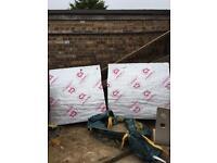 35mm Celotex insulation whole sheet