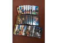30+ DVDs