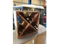 Wine Bottle racks,