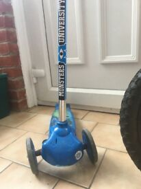 Monsters University Move and GrooveScooter