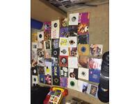 "7"" vinyl collection"
