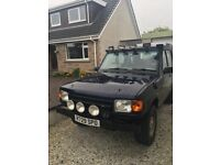 1998 Land Rover discovery 1 spares or repair