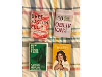 Books £2 each
