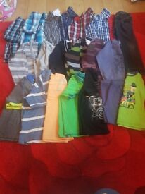 Boys 6-7 years clothes