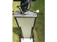 12V Power Step for easy entry to Caravan or Motorhome
