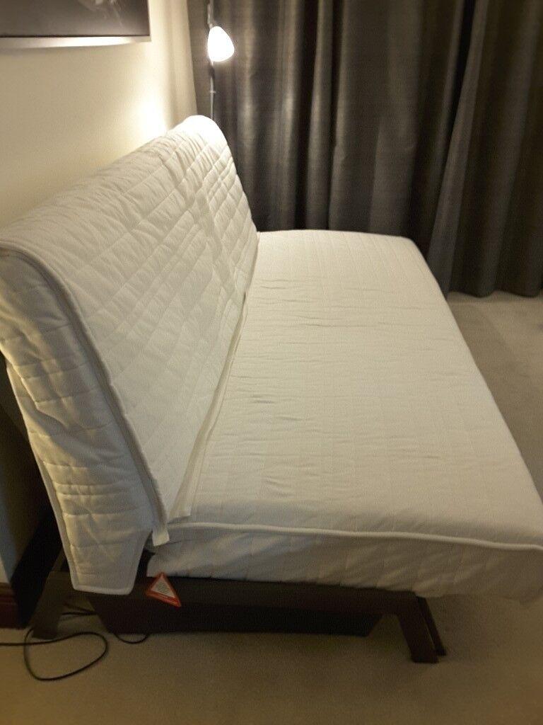 Ikea Beddinge Lovas Sofa Bed White Excellent Condition In Aberdeen Gumtree