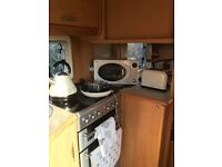 Swift Challenger 5 berth 2005. Very good condition with awning.