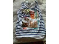 Lady's top from Dorothy perkins
